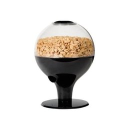 Wholesale Dry Snacks - Motion-Activated Candy Dispenser Battery Powered Candy Nut Snacks Dry Fruit Storage Jar Container for Home Office Bar