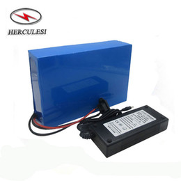 Wholesale Rechargeable Electric Scooter - 3500W 3000W Electric Scooter Motorcycle Battery 72V 30Ah 18650 Lithium Battery Pack 50A BMS For Stealth Bomber Enduro Ebike