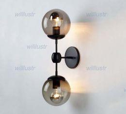 Wholesale Modo Light - modo wall sconce modern glass ball wall lamp modo wall light modern lighting cafe lamp living room dinning room lamp