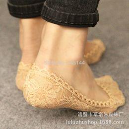 Wholesale Doug Shoes Women - Wholesale-2015 New Manufacturers wholesale 24pcs lot ladies fashion Women Socks lace socks Doug shoes ship socks