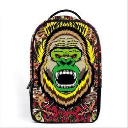 Wholesale Free Soft Books - Backpacks for Women Men Bags Letter School Creative Shoulder Book Schoolbag For Teenager Boys Backpacks Christmas Gift DHL Free Shipping