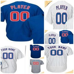 Wholesale Multi Cool - ANY NAME &NO. JERSEYS Men Women Kids COOL Flex Baseball Jerseys Chicago Custom Alternate Home Road 2017 Postseason Patch 2016 WS Champion
