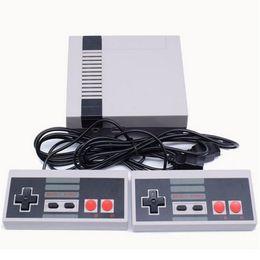 Canada Nouvelle arrivée Mini TV console de jeu vidéo vidéo de poche pour consoles de jeux NES avec boîtes de vente au détail chaude dhl supplier handheld Offre