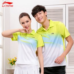 2019 badminton t-shirts großhandel Großhandel-Tischtennis Polo-Shirts Frauen Badminton Sport Polo Tennis Sport Polo AAYG236 günstig badminton t-shirts großhandel