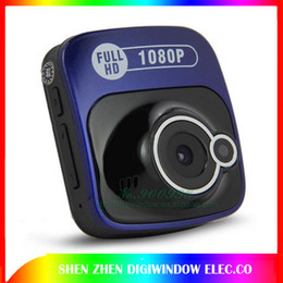 Wholesale Wdr Box Camera - GS408 Full HD 1080P Car DVR Camera WDR G-sensor Video Cam with 1.5inch lcd Novatek 96650 Chip car black box