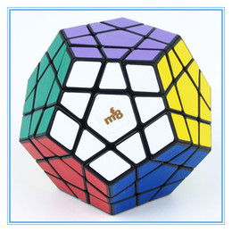 Wholesale Transparent Buy - Wholesale-MF8 9cm Big Megaminx Transparent Red And Black Welcome To Buy