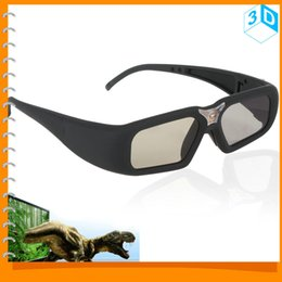 Wholesale Dlp Shutter 3d - DLP Link 3D Glasses Bluetooth RF Radio Frequency Active Shutter 3D Glasses for DLP-Link 3D Projector 3D Playback Device