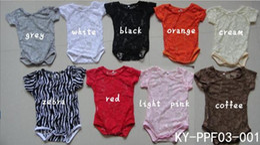 Wholesale Infant Orange Summer Dresses - 2016 NEW INS baby girl kids infant Lace romper Lace onesies Lace jumpsuits Jumper dress TUTU romper Hollow ROSE flower floral Romper Summer