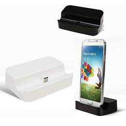 Wholesale Docking Station For S3 - Universal Charger Dock for Samsung S3 S4 Note 2 3 AU JC Htc and Andriod Phones Desktop Charging Cradle Station