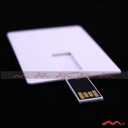 50 ADET 128 MB 256 MB 512 MB 1 GB 2 GB 4 GB 8 GB 16 GB Kart USB Flash Sürücü Boş Beyaz Hakiki Gerçek Depolama Takım Özelleştirilmiş Logo için Baskı nereden usb flash baskı tedarikçiler