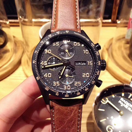 Wholesale Automatic Machine Products - New product factory direct luxury brand AAA high quality men's watch original multi-function automatic machine 43 mm men's watch