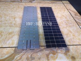 Wholesale Flexible Solar Panels For Boats - Export 10 w transparent flexible solar panel car 12 v battery charging solar panels super light thin