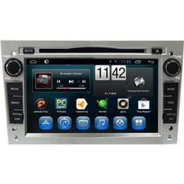 Wholesale Dvd Opel Vectra - Android 4.4 Car DVD Players Cheap Car DVD Players Fit for OPEL ASTRA H CORSA ZAFIRA VECTRA MERIVA 7 Inch Touch Screen 7045A