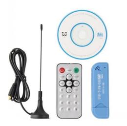 Wholesale Digital Tv Usb Stick Receiver - USB 2.0 Digital DVB-T SDR+DAB+FM HDTV TV Tuner Receiver Stick RTL2832U + R820T2