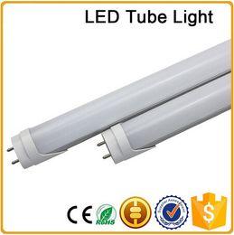 2019 nuove lampade fluorescenti Nuovi arrivi CE ROHS FCC + 2ft 600mm T8 Led Tube Light Alta Super Bright 10W Warm Cold White Led Lampadine fluorescenti AC85-265V nuove lampade fluorescenti economici