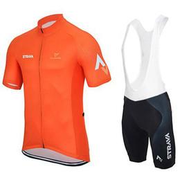 2019 radsportbekleidung trikot Strava Sommer Radtrikot hohe Qualität Ropa Ciclismo / Breathable Bike Bekleidung / Quick-Dry Fahrrad Sportwear Ropa Ciclismo Bike Bib Hosen