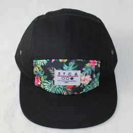 Wholesale Skateboard Blanks - Wholesale-Free shipping Korean simple stylish black flat cap skateboard flat-brimmed couple blank hip-hop baseball cap lot men women