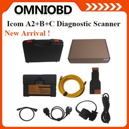 Wholesale Icom Code - 22016 New Arrival High Quality Multi-language ICOM A2 3 IN 1 Diagnostic & Programming Tool Free Shipping