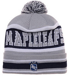 Wholesale Protection Maple - 2016 New Beanies Team Hockey Knit Hats With Pom Sports Cap Maple Leafs Beanies Hat Mix Match Order All Caps in stock Top Quality Beanie