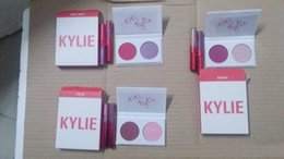 Wholesale Love Sweet - 2017 Kylie 2 Colors Eyeshadow main squeeze and sweet thing poison and in love letter and baby For valentine Gift Ship Free