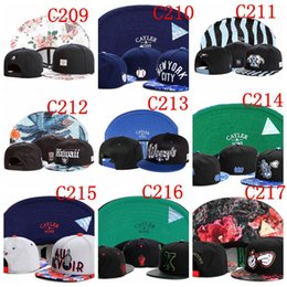 Wholesale Team Sports Accessories - Cayler sons caps snapback hats adjustable caps teams sports outdoor men and women fashion accessories cap hat snap back snapback hat