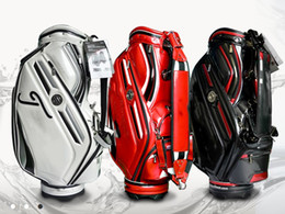 Wholesale Golf Bag Cover - Brand New TT Golf Standard Bag Golf Cart Bag 4 Colors Available With Cover EMS Free Shipping
