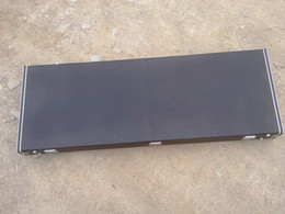 Wholesale Square Guitar Case - Electric Guitar black square Hard case best quality Not sold separately