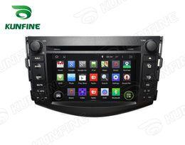 Wholesale Toyota Rav4 Dvd Player Gps - Quad Core Android 5.1 Car DVD GPS Navigation Player for Toyota RAV4 2006-2012 Radio 3G Wifi steering wheel control 1024*600 HD Screen