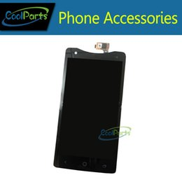 Wholesale Lcd Screen Acer Liquid - Wholesale-1PC Lot Black Color Replacement For Acer Liquid S1 S510 LCD Display+Touch Screen Digitizer Assembly Free Shipping