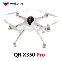 walkera super Promotion Gros-Walkera QR X350 Pro BNF Version super FPV Drone RC Quadcopter Multirotor hélicoptère sans émetteur de caméra