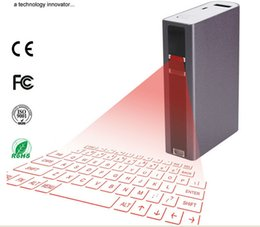 Wholesale Mouse Wireless Low - Lowest!!!Wireless laser keyboard with power bank mouse via bluetooth or Usb connection for tablet PC,Ipad mini ,android tablet,Laptop ios
