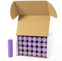 Wholesale Perfect Quality Lithium Battery VTC3 VTC4 VTC5 battery for e cigarette mod e cig V mAh mAh mAh DHL Shipping