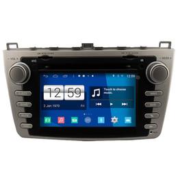 Wholesale Mazda Car Dvd Gps - Winca S160 Android 4.4 System Car DVD GPS Headunit Sat Nav for Mazda 6 ( 2008 - 2013 ) with Radio Stereo Video OBD Wifi
