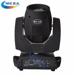 montrer l'équipement Promotion 4pcs / lot Moka MK-M33 équipement DJ 200W faisceau tête mobile lumière 5R Light Show livraison gratuite