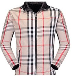 Wholesale Double Hooded Jacket - Fall-Men's Classical Suit style Long Genuine Double-sided jacket Men's Winter Leisure Lapel coat Men famous brand Splicing jacket M-3XL