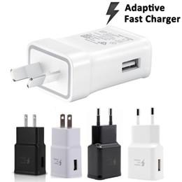 9v 2a Promotion Adaptateur d'alimentation chargeur rapide pour Samsung S7 S8 bord note 8 iphone 7 8 Android téléphone chargeur usb au 5V 2A 9V 1.67A