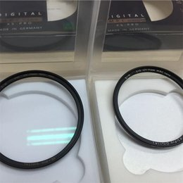 Wholesale Lens Filter 55 - 49 52 55 58 62 67 72 77 82mm B+W MRC UV Circular Ultra-Violet Filter Professional Lens Protector With Retail Package