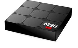 Коробка TV RK3229 Андроид 6.0 М9 В3 от Rockchip четырехъядерный процессор Cortex А7 2Г/16Г 4К*2К-2.4 G беспроводной HDMI и другие приложения смарт ОТТ медиа-плеер, лучший подарок против A95X от Поставщики hd media box iptv