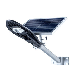 Wholesale Integrated Solar - 20W 30W waterproof ip65 integrated all in one led solar street light price Bridgelux LED Light Source outdoor led solar street light