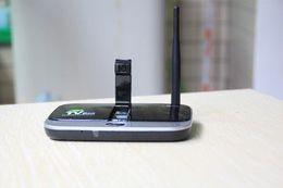 Wholesale Tv Box Cs918s - CS918S Andriod 4.4 Smart TV Box A31 Quad Core 2GB RAM 16GB ROM Built in 5.0MP Camera XBMC Bluetooth 3G 4K WIFI