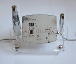 Wholesale Mesotherapy Needles Equipment - Mesotherapy beauty machine Electroporation Meso therapy Equipment Needle-free Anti aging facial beauty machine Skin Care device