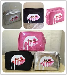 Wholesale Fashion Making - Kylie Cosmetics Bags by Kylie Jenner Holiday Collection Make-Up Bag Limited Edition Kylie Makeup Collection Bags Free