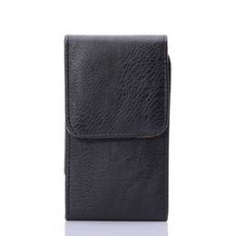 2019 cas pour samsung galaxy mega Etui en cuir de style vertical vertical Lychee Texture avec porte-ceinture pour iPhone 6S plus et Samsung Galaxy Mega 2 / Note 4 / Note 3 cas pour samsung galaxy mega pas cher