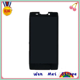 Wholesale Droid Razr Replacement Screen - Wholesale-For Motorola Droid Razr Maxx HD XT925 XT926 XT926M Glass LCD +Touch Display Lens Digitizer Screen Assembly Replacement OEM Black