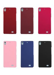 Wholesale Gionee Phones - Matte PC hard Cover Protective Case for Gionee Elife S5.1 GN9005,GN709L,GN706L Cases Phone bag Free Shipping