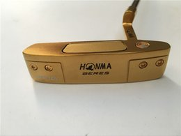 Wholesale Club 33 - Brand New Golf Clubs Honma PP-101 Putter Golf Putter 33 34 35 Inch Steel Shaft With Head Cover