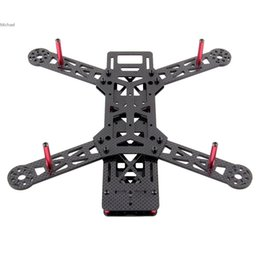 Wholesale Glass Axis - Carbon Glass 4 Axis Mini 25 FPV Quadcopter Frame Mini H Quad Frame 25 F5 22