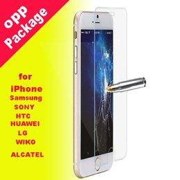 Canada Film de protection d'écran en verre trempé pour Iphone X 8 Plus 6 4.7 Iphone 6 Plus 5.5 pour iphone 5 4 DHL GRATUIT SSC009 cheap 5.5 screen protector Offre
