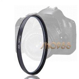 Wholesale 77 Mm Lens Filter - 77mm UV Digital Filter Lens Protector for all 77 mm Canon Nikon DSLR SLR Camera filter coil
