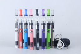 Wholesale X5 Green - electronic cigarettes bubbler atomizer hookah blister kits Ugo-V II X5 globe bulb atomizer kit evod mega blister vaporizer herbal vaporizers